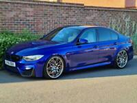 BMW M3 COMPETITION PACK INDIVIDUAL SALOON - 2016/16