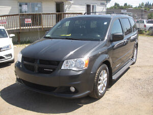 2012 Dodge Grand Caravan RT NAV. DVD Minivan, Van