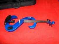 Stagg Electric Violin. Used Twice. Ex Condition.