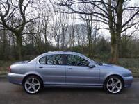 2009 09 Jaguar X-TYPE 2.2D SE 4 Door Saloon..HIGH SPEC!!