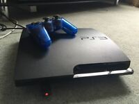 PS3 console and non standard remote