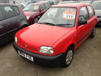 Nissan Micra 1.0 AUTOMATIC LOW MILAGE