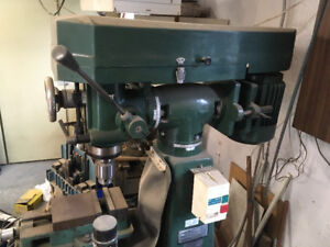 Milling Craftex
