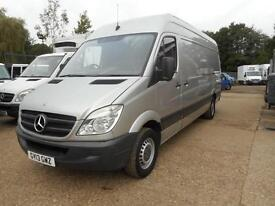 2013 MERCEDES SPRINTER 313 CDI LWB HIGH ROOF VAN DIESEL