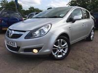 2010 Vauxhall/Opel Corsa 1.4i SXi 4dr Petrol Full Service History 12 Months Mot