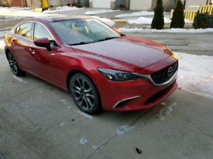 MINT Condition Mazda 6 GT 2016