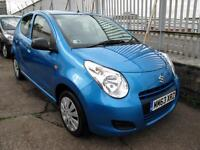 2014 63 Suzuki Alto 1.0 SZ 5 DR 1 Owner 10,858 miles Tax Exempt (Free Road Tax)