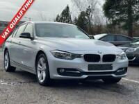 2015 BMW 3 Series 2.0 320D SPORT 4d 181 BHP Saloon Diesel Automatic