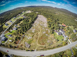Approximately 3.3 Acres of Cleared Land in Flatrock! St. John's Newfoundland image 2