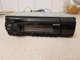 Sony music player + remote