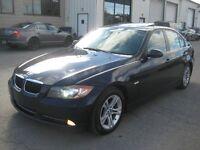 BMW 328XI 2008 AWD 4X4, AUTOMATIQUE, TOIT, CUIR 9995.00$
