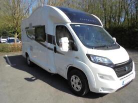 2016 BESSACARR 424, COMPACT 4 BERTH, ELECTRIC BED, END BATHROOM, LOW MILEAGE