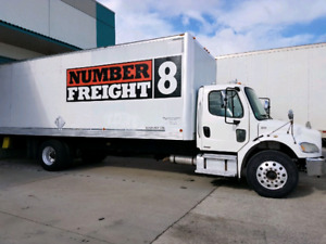 5 ton for sale -freightliner M2 class