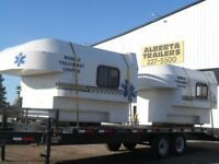Just Arrived !!  Used Mobile Treatment  Centre's Red Deer Alberta Preview