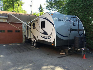 Roulotte Shadow Cruiser 2013, 22 pieds