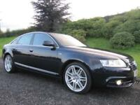 2011 Audi A6 Saloon 2.0TDI 170 bhp S Line Special Edition
