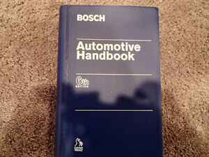 NEW Condition Bosch Automotive Handbook 6th Edition