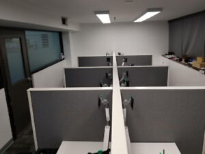 Steelcase Answer Modular System Furniture - IN STOCK