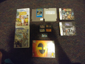 Retro Game Lot - Nintendo - Trades and offers.