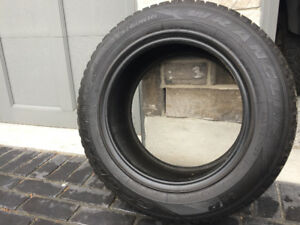 255/60R18  Goodyear Wrangler HP All Weather  tire