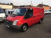 Ford Transit low miles FSH 98k full m.o.t and A/C