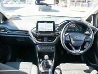 2018 Ford Fiesta 1.1 Zetec 5dr Hatchback Petrol Manual
