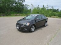 2014 Chevrolet Sonic LS Fredericton New Brunswick Preview