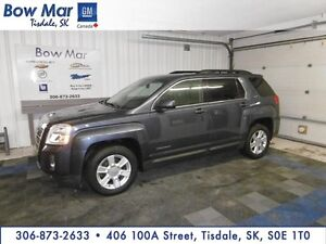 2013 GMC Terrain AWD 4DR SLT*BLUETOOTH*HEATED LEATHER*PST PAID*