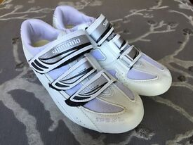 Women's road cycling shoes spd or spd-sl WR31