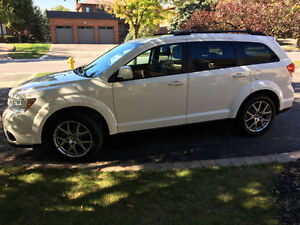 2013 Dodge Journey R/T SUV, Crossover
