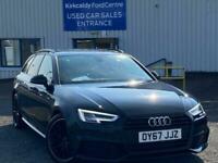 2017 Audi A4 AVANT 1.4 TFSI BLACK EDITION Semi Auto Estate Petrol Automatic