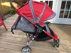 Baby Jogger - City Mini Stroller w/ Acccessories