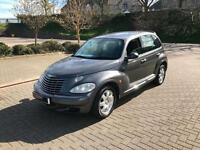 2004 54 reg Chrysler PT Cruiser 2.0 Sport Mettalic Grey + Nice Spec + Low miles