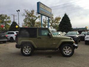 2013 Jeep Wrangler Sahara  4X4 W\REMOTE START