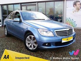 2009 (59) Mercedes-Benz C220 2.2 Cdi Blueefficiency SE Saloon 4dr