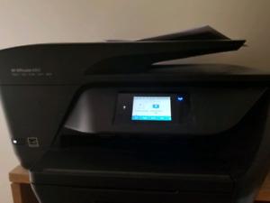HP OfficeJet 6962 Wireless Printer w/ Ink Refil