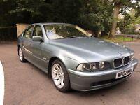 2002 BMW 525i SE
