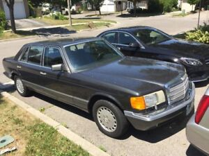 Unique opportunity to Own Mercedes S Class Legend Only 42k miles
