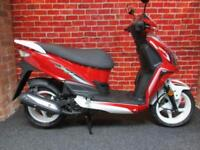 SYM JET 4 50cc 3 YEAR WARRANTY 2018