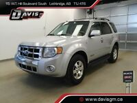 Used 2008 Ford Escape 4WD V6 Limited-HEATED SEATS,PARK ASSIST