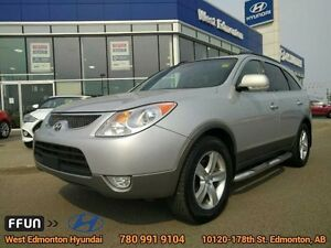 2010 Hyundai Veracruz Limited AWD 7 seats Leather Sunroof