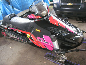 1993 Exciter II Longtrack