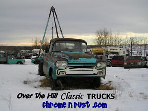 PROJECT TRUCKS AND PARTS