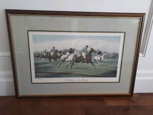 George Wright framed prints