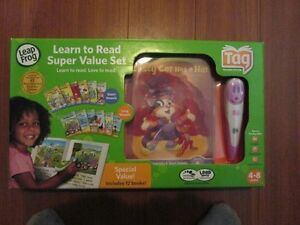 Leap Frog Learn to Read Super Value Kit