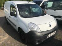 RENAULT KANGOO ML19 DCI White Manual Diesel, 2013 62 80000 miles