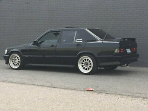 mercedes 190e 2.6 kit 16v trade for nuther toy