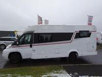 Fiat Ducato Hobby Siesta T65ge (T EDITION) motorhome