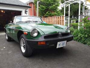 Classic 1978 MGB For Sale