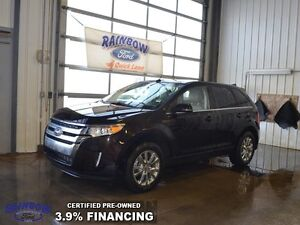 2013 Ford Edge Limited  - Certified - Leather Seats -  Bluetooth